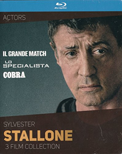 STALLONE Collection (3 Film - 3 Blu-ray)