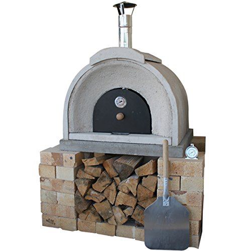 VITCAS Outdoor Wood Fired Pizza Oven - Double Casa