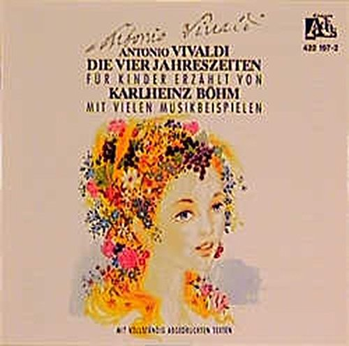 Antonio Vivaldi - Die vier Jahreszeiten: Für Kinder mit vielen Musikbeispielen erzählt (Adés - Klassik für Kinder)