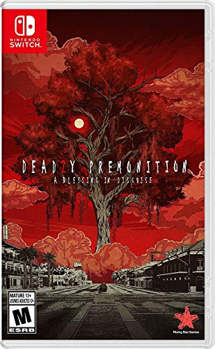 [Switch] Deadly Premonition 2: A Blessing In Disguise - $29.99 at Amazon