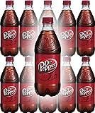 Dr. Pepper Soda, 20oz Bottle (Pack of 8, Total of 160 Fl Oz)