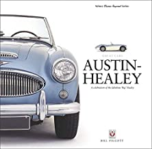 austin healey 3000 books