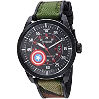 Citizen Marvel Captain America Men's Watch (AW1367-05W)