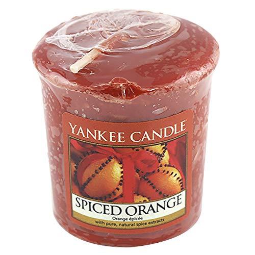 Yankee Candle - Candela profumata 'Spiced Orange'