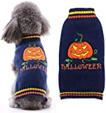 DOGGYZSTYLE Halloween Calabaza Perro Jersey Mascota Disfraces Moda Vacaciones Fiesta Puppy Regalo para Perros y Gatos
