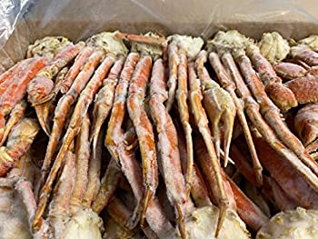 Today Gourmet Foods of NC-- Snow Crab Legs 10-12oz Clusters  5 Lbs