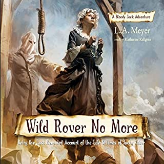 Wild Rover No More audiobook cover art