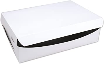 Wilton Plain 14 x 19 x 4 Inch Cake Box