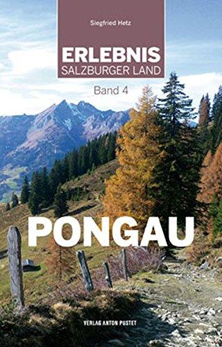 Erlebnis Salzburger Land Band 4: Pongau