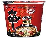 Nong Shim Instantnudeln Kimchi Ramyun Big Bowl -