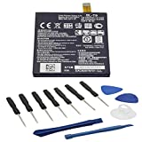Lithium-ion Polymer Battery Replacement BL-T9 2300mAh Fits for LG Nexus 5