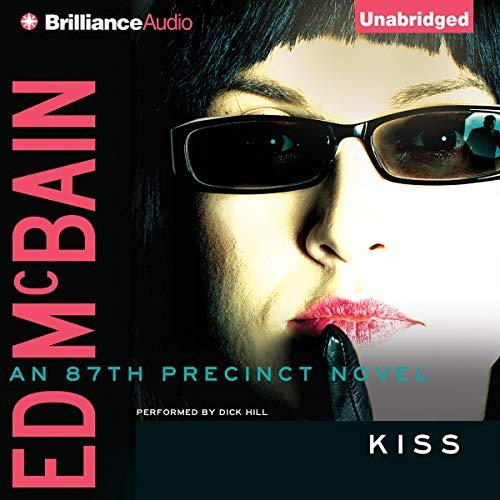 Kiss Audiobook By Ed McBain cover art