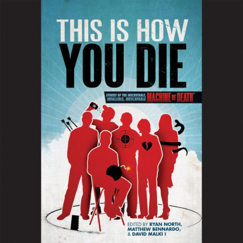 This Is How You Die audiobook cover art