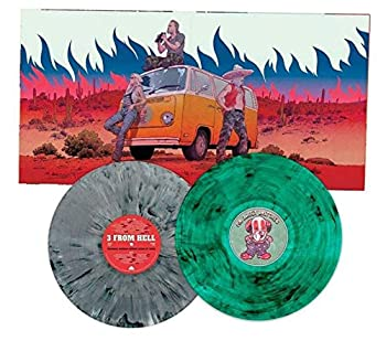 3 From Hell  Original Motion Picture Score  - Exclusive Limited Edition Green with Black Swirl & Grey with Black Swirl Colored Vinyl LP #/750
