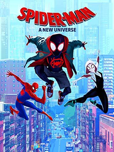 Spider-Man: A New Universe (4K UHD)
