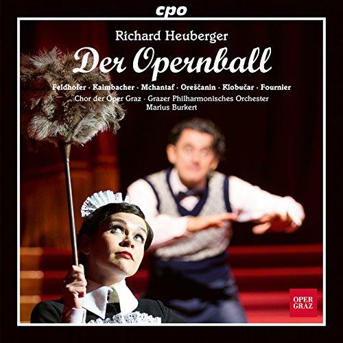 Heuberger: Der Opernball