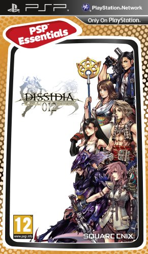 [Import Anglais]Dissidia 012 Duodecim Final Fantasy Game (Essentials) PSP