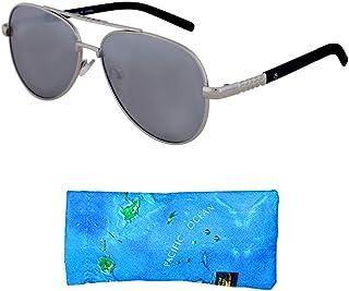 Aviator Sunglasses for Teen Girls & Boys, Small Face...