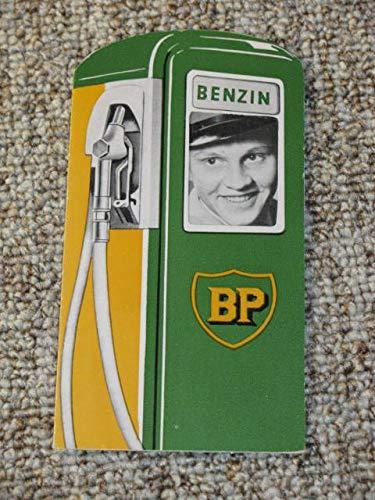 Reklame BP Benzin