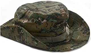 Generic Bluecell Tactical Head Wear/Boonie Hat Cap For Wargame,Sports,Fishing & Other Outdoor Activties (Woodland Digital)