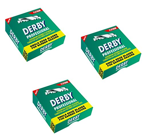 Derby Professional Rasierklingen 3 x 100er