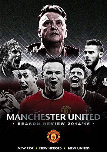 Manchester United Season Review 201415 [Edizione: Regno Unito]