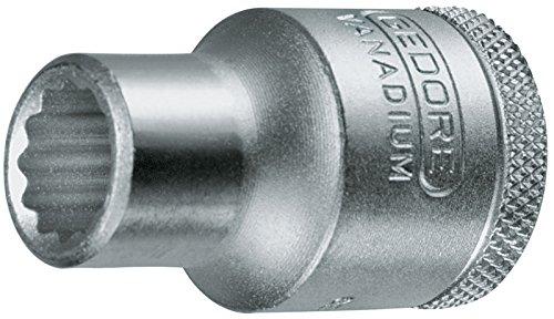 "Gedore D 19 28 Steckschlüsseleinsatz 1/2"" UD-Profil 28 mm"