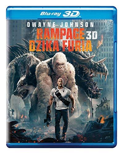 Rampage: Furia animale [Blu-Ray 3D] [Region Free] (Audio italiano. Sottotitoli in italiano)