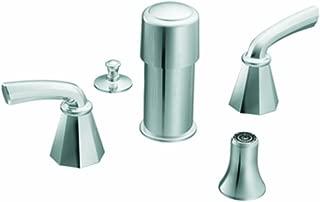 Moen TS445 Felicity Double Handle Bidet Faucet, Chrome