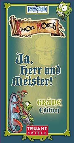 Truant Spiele - Ja, Herr und Meister! Grüne Edition