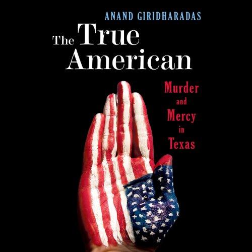 The True American audiobook cover art