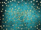 Autograph Book: Signatures Blank Scrapbook, Blank Unlined Keepsake, Memorabilia Album Gift, Keepsake Memory Book, Favorite Sports Stars, Cartoon ... (Autograph Book for Adults & Kids) (Volume 5)