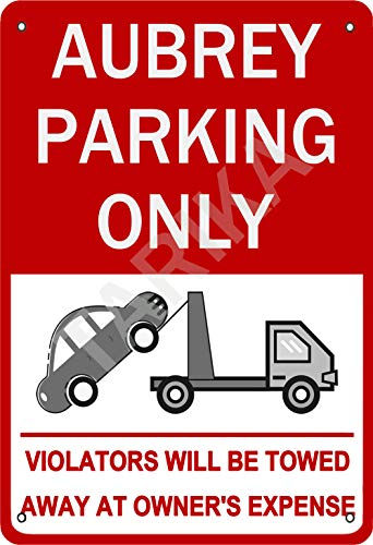 Tarika Atwood Parking Only Violators Will Be Towed Aways At Owner'S Expense...