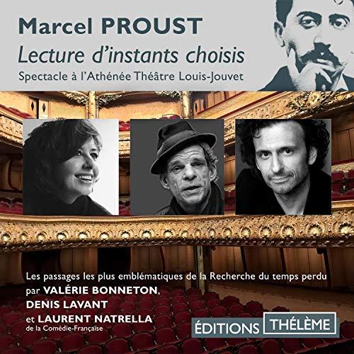Une soirée avec Proust audiobook cover art