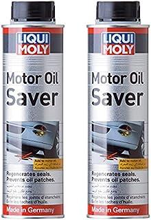 2 x Liqui Moly Motoröl Saver 300 ml – regeneriert Dichtungen, stoppt Rauch