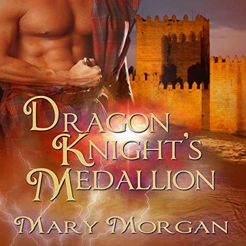 Dragon Knight's Medallion audiobook cover art