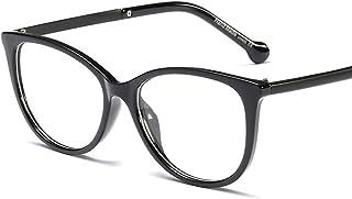 95a655b2f0 Cvthfyky Monture de lunettes à la mode, lunettes de vue sans ordonnance,  branches en