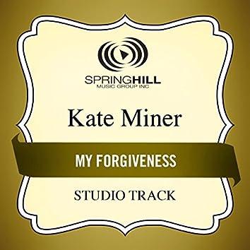 My Forgiveness