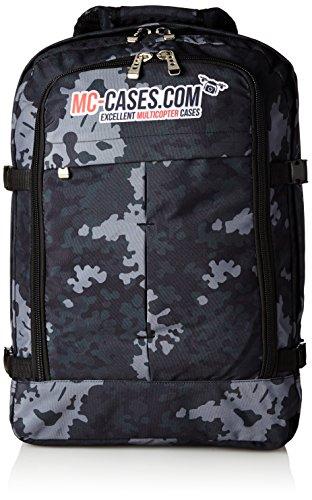Rucksack / Transportrucksack von MC CASES passend für DJI Phantom 2 Vision und Vision Plus - Viele Farben