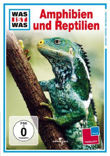 Was ist was TV - Amphibien und Reptilien