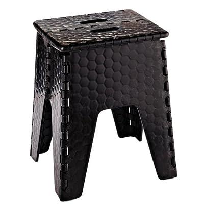 "B & R Plastics E-Z Foldz 15"" 'Neat Seat' Step Stool/Seat"