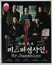 Mr. Sunshine (K-Drama w. English Sub, All Region DVD)