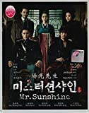 Mr. Sunshine (K-Drama w. English Sub, All Region DVD)