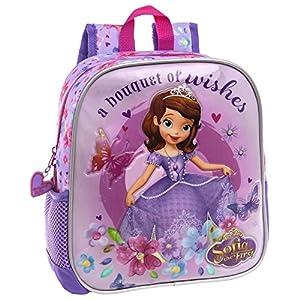 51 WQsi71ZL. SS300  - Disney 24120A1 Sofia Wishes Mochila Infantil, 5.75 Litros, Color Morado