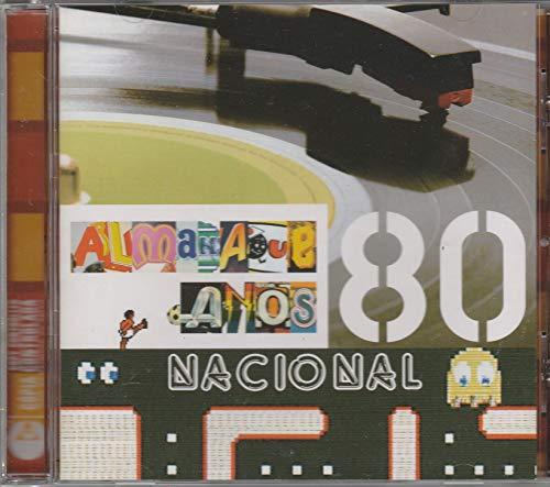 Almanaque Anos 80 - Cd Rock Nacional