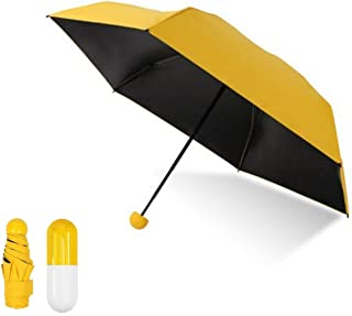 Travel Pocket Umbrella Summer Sun Protection Parasols Umbrellas