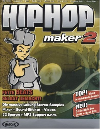 MAGIX Hiphop Maker 2