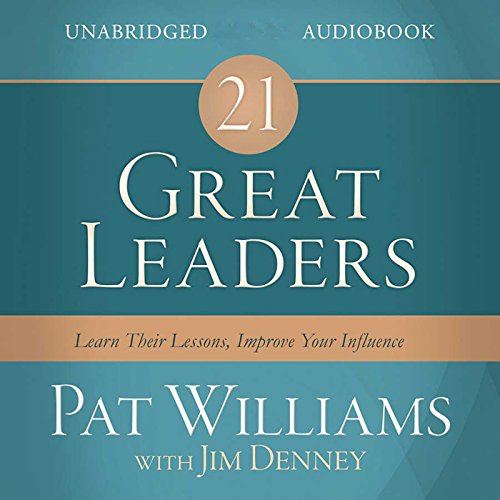 21 Great Leaders  By  cover art