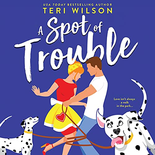 A Spot of Trouble cover art