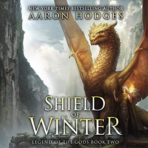 Shield of Winter  audiobook cover art